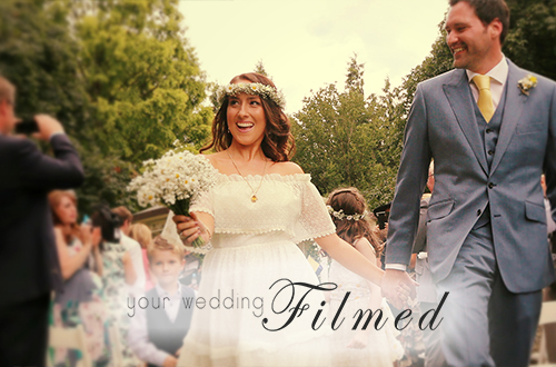 Your Wedding Filmed