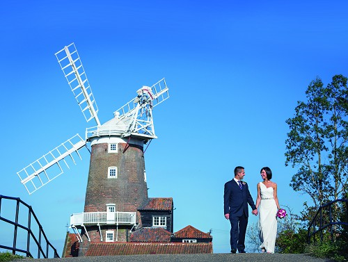Weddings at Cley Windmill