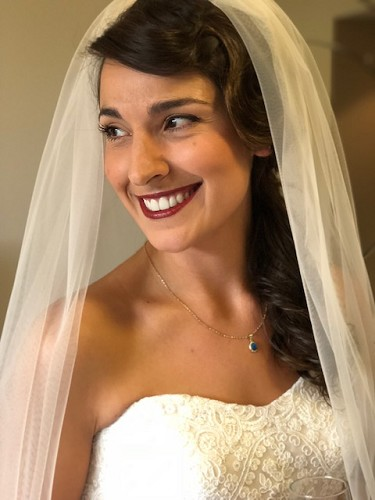 Wedding Makeup and Hair by Pam Wrigley