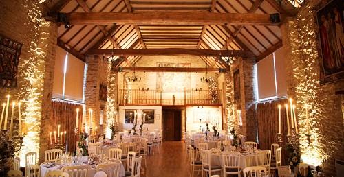 Weddings At The Great Barn