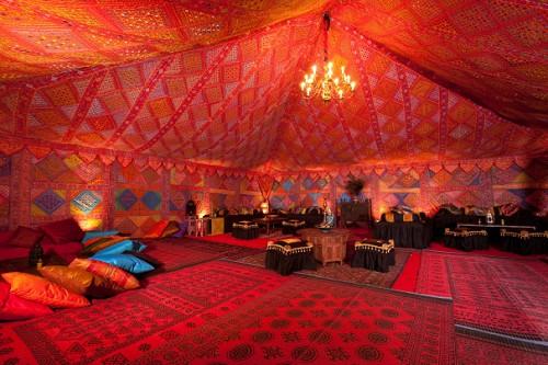 Arabian tent decoration car interior design for Arabian tent decoration