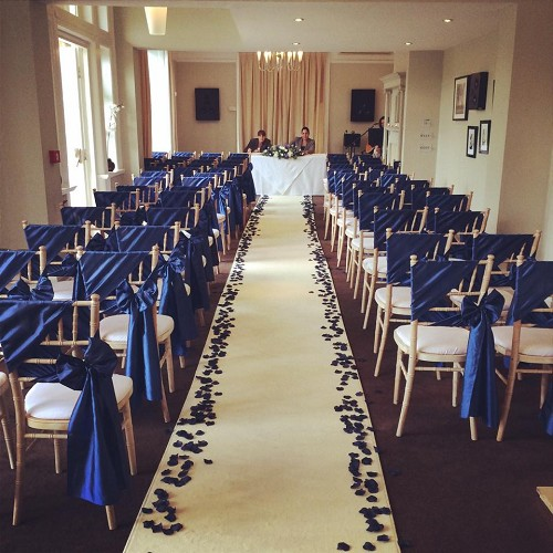 Weddings at Woodlands Hotel