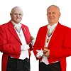 Peter York & David Hunt Toastmasters