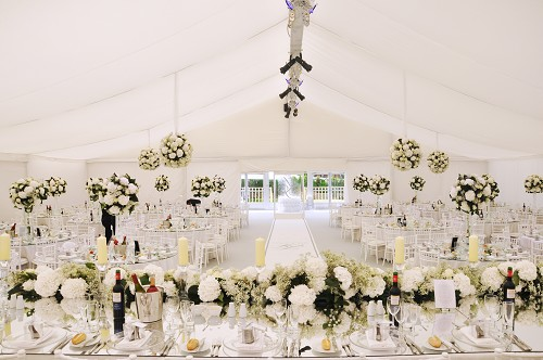 Weddings at Oasis Events Ltd.