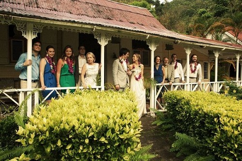 Weddings at Fond Doux Resort & Plantation