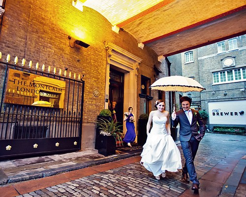 Weddings At Chiswell Street Dining Rooms