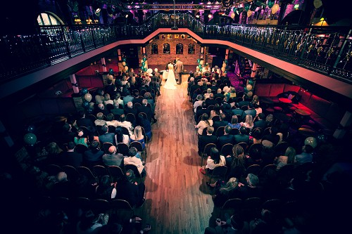 Weddings at The Engine Shed