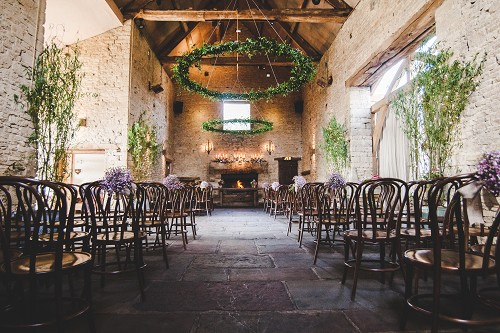 Weddings at Cripps Barn