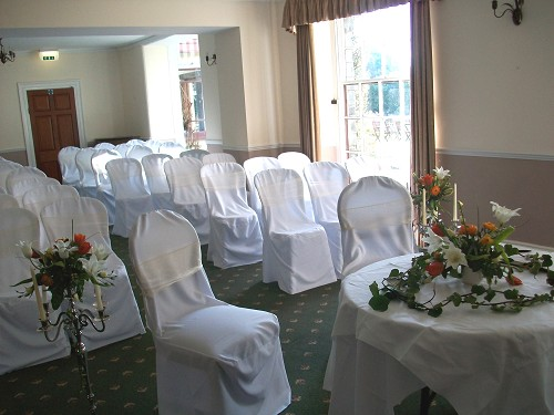 Weddings at Trimstone Manor Country House Hotel & Tyme Restaurant