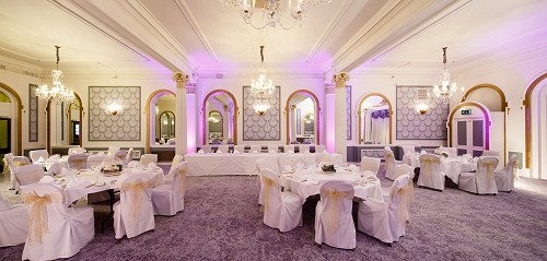 Weddings at Mercure Brighton Seafront Hotel