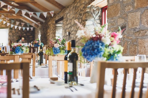 Weddings at Knightor Winery and Restaurant