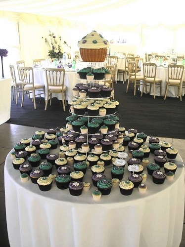 Freshly Frosted Cupcakes Wedding Cakes in Hertfordshire The Bridal File