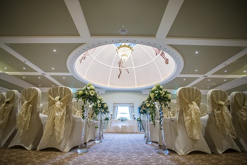 Weddings At Highbullen Hotel Golf And Country Club