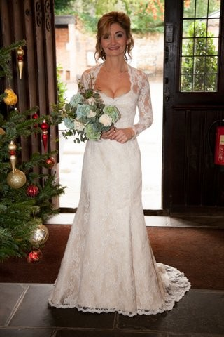 wedding dress bespoke bridal designer