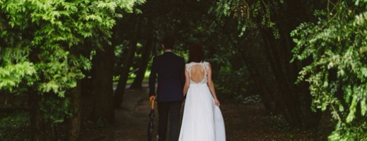 Enchanting woodland wedding ideas