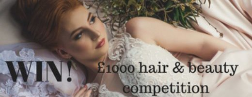 Win up to £1000 of wedding hair and make-up styling!