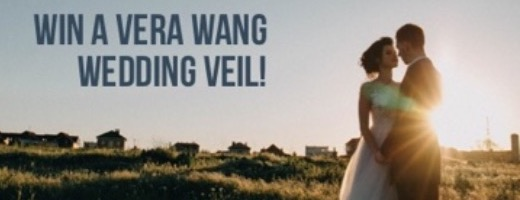 Win a Stunning Vera Wang Wedding Veil or £150 Towards your Big Day!