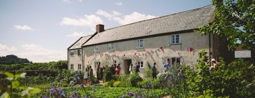 River Cottage HQ is now a licensed venue for legal wedding ceremonies